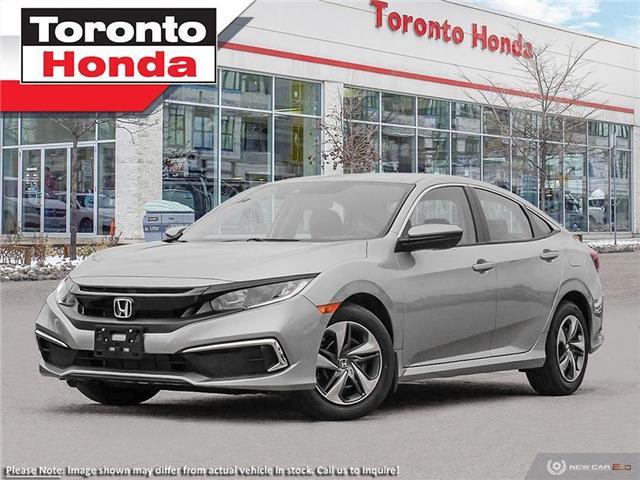 2021 Honda Civic LX (Stk: 2100181) in Toronto - Image 1 of 23