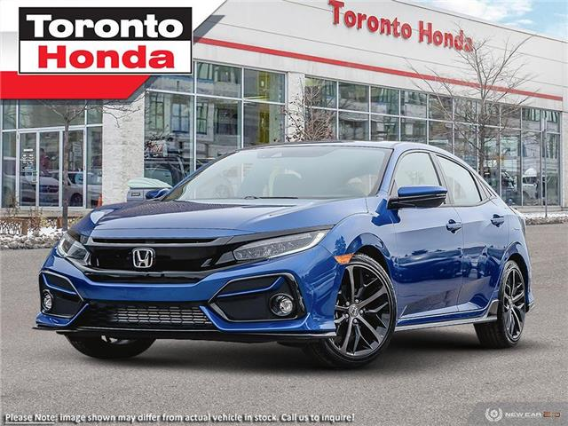 2020 Honda Civic Sport (Stk: 2000306) in Toronto - Image 1 of 23