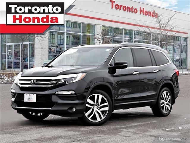 2017 Honda Pilot Touring (Stk: H41152T) in Toronto - Image 1 of 30