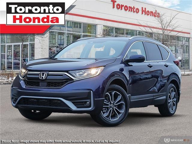 2021 Honda CR-V EX-L (Stk: 2100220) in Toronto - Image 1 of 23