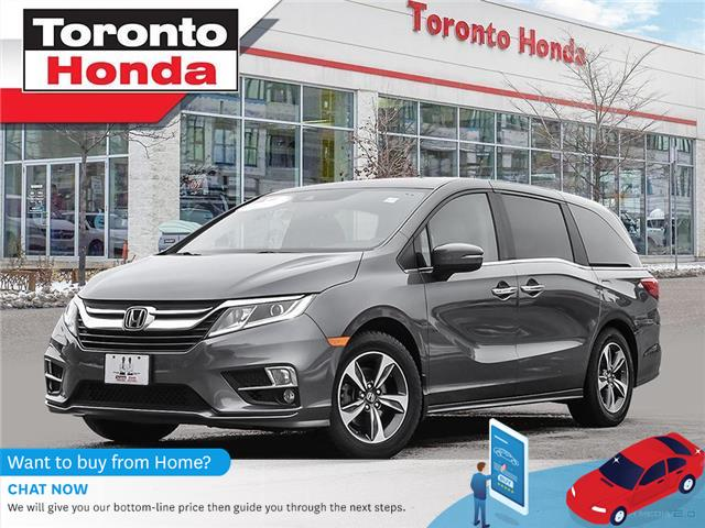 2018 Honda Odyssey EX-L|Extented Warranty Until 2023 or 120,000KM (Stk: H41149T) in Toronto - Image 1 of 27
