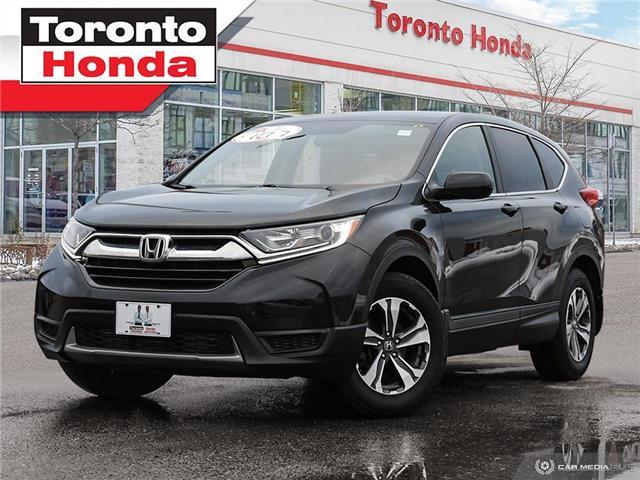 2018 Honda CR-V LX 2WD Heated Seats Engine Starter Rear Camera (Stk: H41158T) in Toronto - Image 1 of 27
