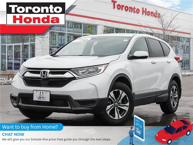 2019 Honda CR-V LX AWD|HEATED SEATS|LOW KM|ENGINE STARTER (Stk: H41156T) in Toronto - Image 1 of 27