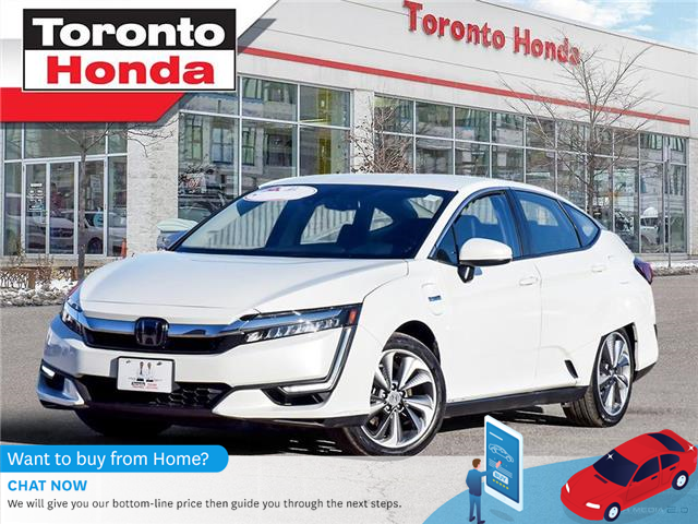 2018 Honda Clarity Plug-In Hybrid Hybrid|Blind Spot Camera|Apple Carplay (Stk: H41166T) in Toronto - Image 1 of 28