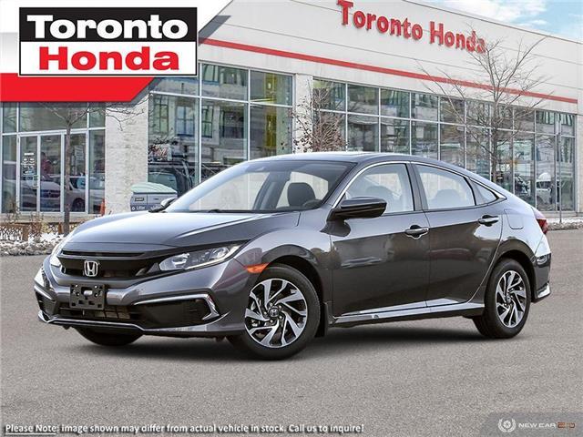 2021 Honda Civic EX (Stk: 2100233) in Toronto - Image 1 of 23