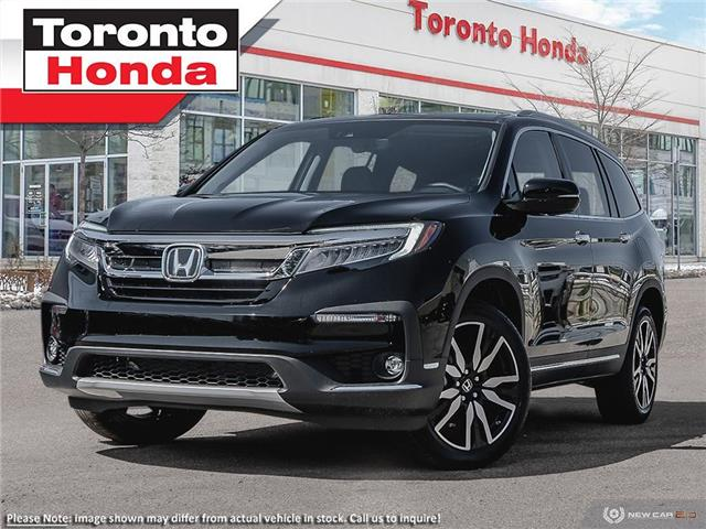 2021 Honda Pilot Touring 8P (Stk: 2100258) in Toronto - Image 1 of 18