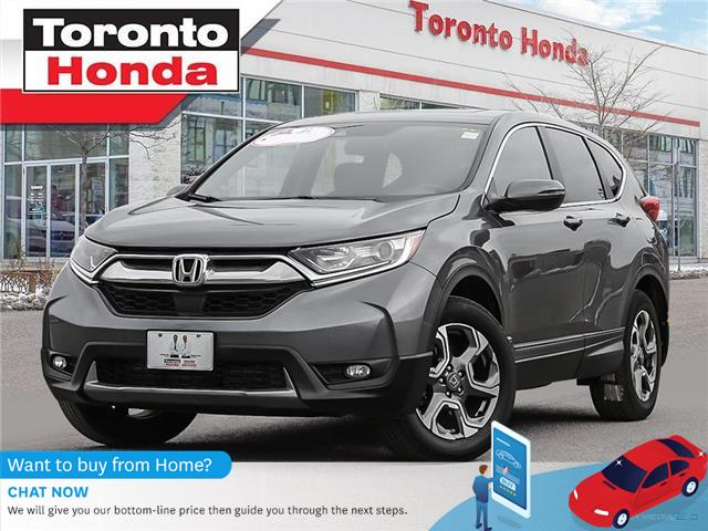 2017 Honda CR-V EX-L|Blind Spot Camera|Engine Remote Starter|LOW K (Stk: H41180T) in Toronto - Image 1 of 27