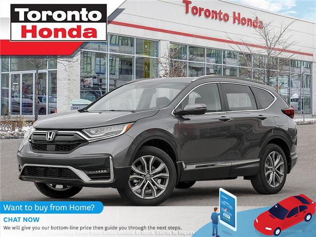 2021 Honda CR-V Touring (Stk: 2100268) in Toronto - Image 1 of 23