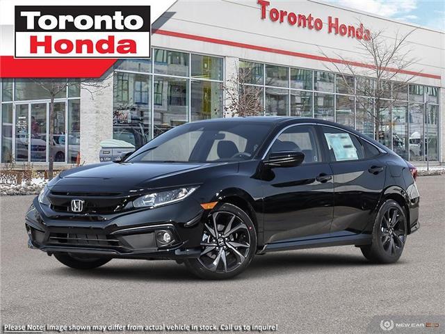 2021 Honda Civic Sport (Stk: 2100273) in Toronto - Image 1 of 23