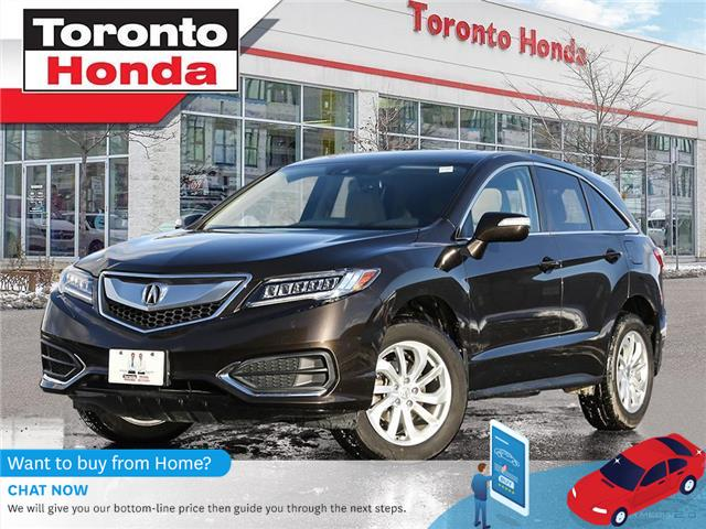 2017 Acura RDX  (Stk: H41197T) in Toronto - Image 1 of 27