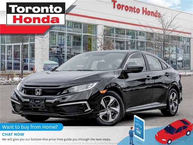 2021 Honda Civic LX (Stk: 2100330) in Toronto - Image 1 of 23