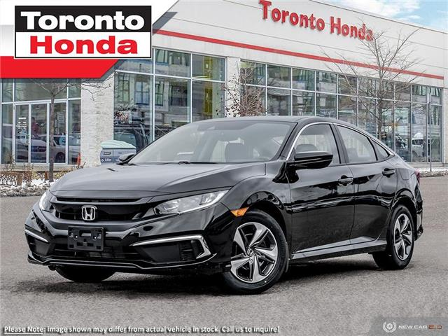 2021 Honda Civic LX (Stk: 2100339) in Toronto - Image 1 of 23