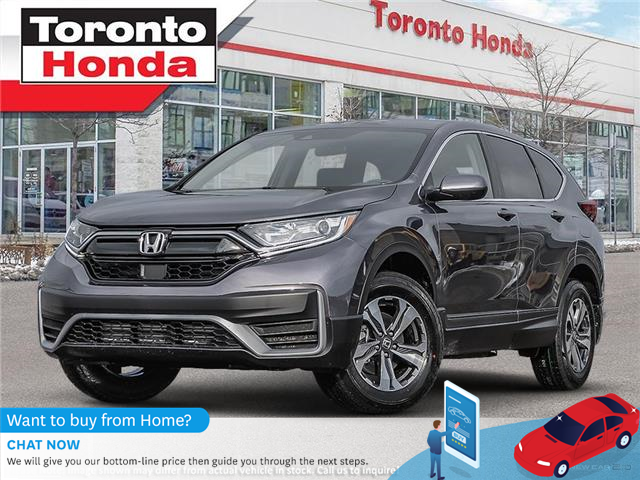 2021 Honda CR-V LX (Stk: 2100324) in Toronto - Image 1 of 23