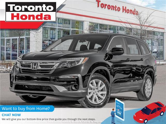 2021 Honda Pilot LX (Stk: 2100333) in Toronto - Image 1 of 23