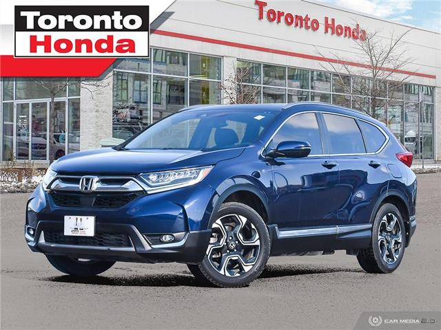 2019 Honda CR-V Touring |7 Years/160,000KM Honda Certified Warrant (Stk: H41222T) in Toronto - Image 1 of 29