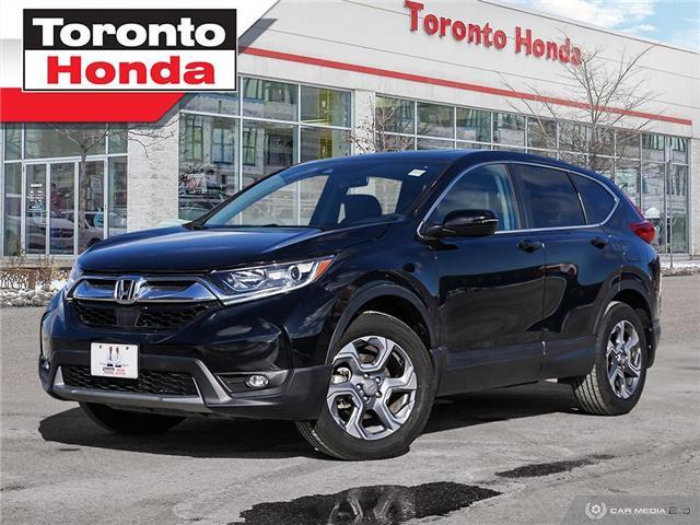 2019 Honda CR-V 7 Years/160,000KM Honda Certified Warranty (Stk: H41238T) in Toronto - Image 1 of 27