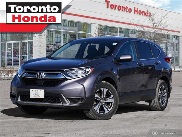 2017 Honda CR-V LX AWD|No Owner| Heated seats|Engine remote starte (Stk: H41239T) in Toronto - Image 1 of 27