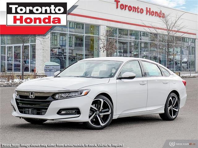 2021 Honda Accord Sport 1.5T (Stk: 2100371) in Toronto - Image 1 of 22