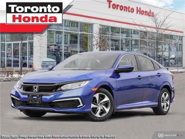 2021 Honda Civic LX (Stk: 2100350) in Toronto - Image 1 of 23