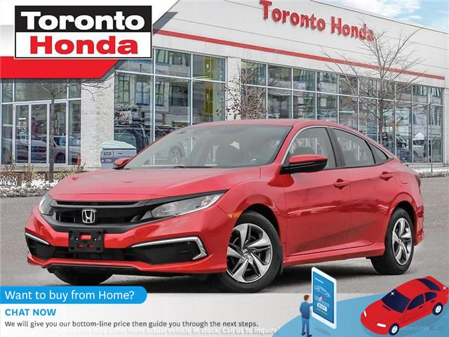 2021 Honda Civic LX (Stk: 2100370) in Toronto - Image 1 of 23