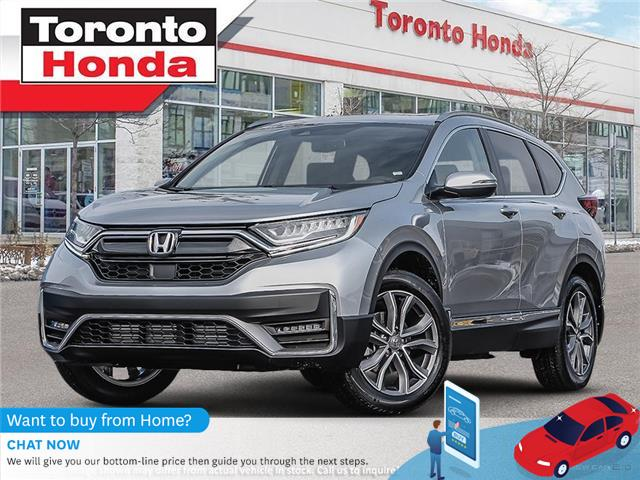 2021 Honda CR-V Touring (Stk: 2100349) in Toronto - Image 1 of 23