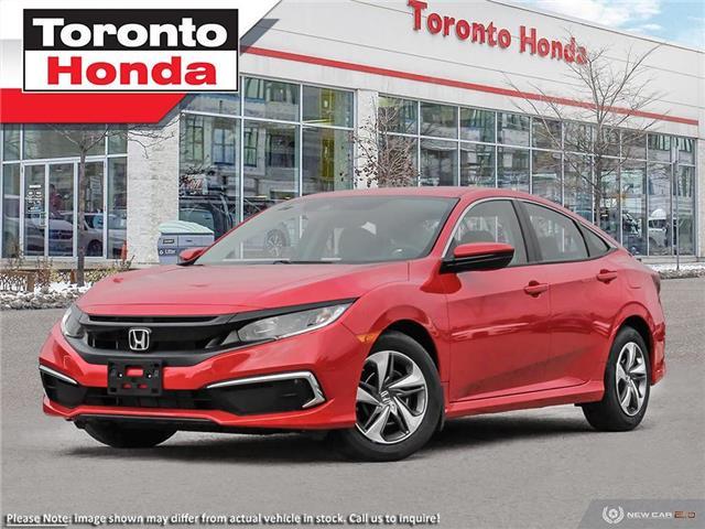 2021 Honda Civic LX (Stk: 2100356) in Toronto - Image 1 of 23