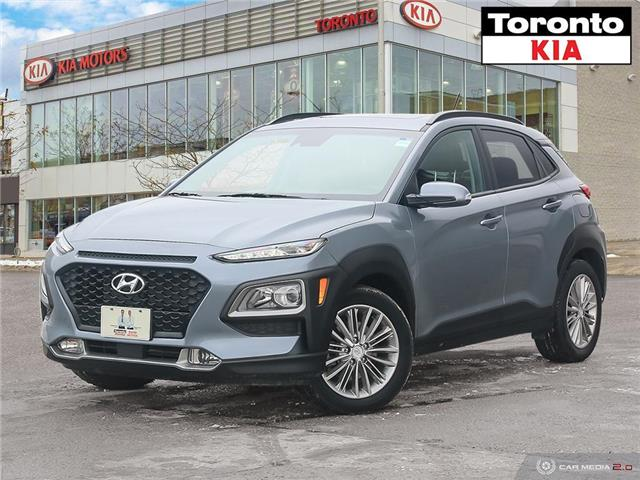 2018 Hyundai Kona 2.0L LUXURY (Stk: K32258P) in Toronto - Image 1 of 30
