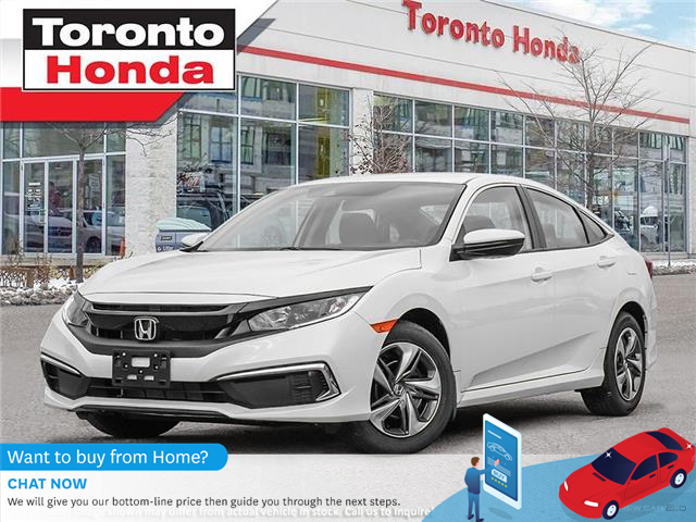 2021 Honda Civic LX (Stk: 2100387) in Toronto - Image 1 of 23