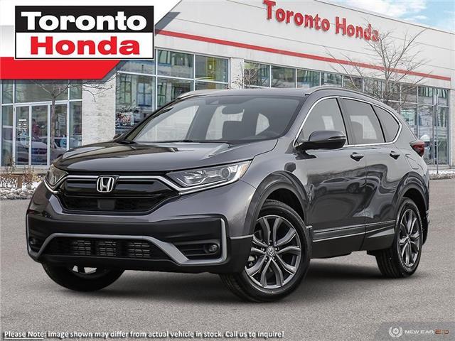 2021 Honda CR-V Sport (Stk: 2100392) in Toronto - Image 1 of 23