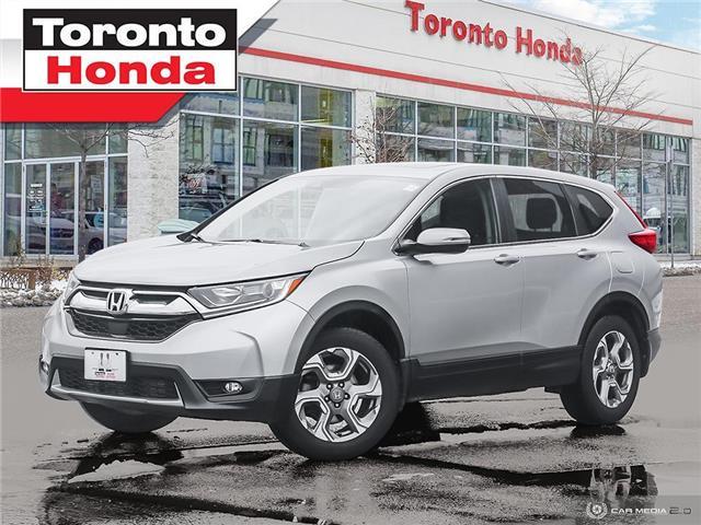 2017 Honda CR-V  (Stk: H41250T) in Toronto - Image 1 of 27