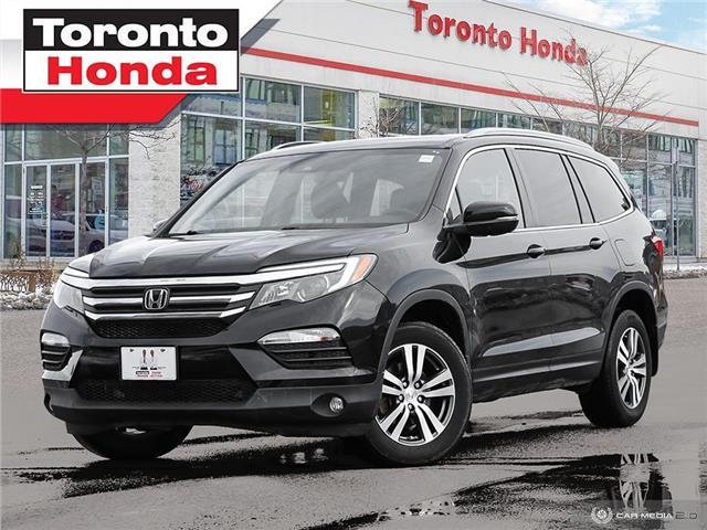 2017 Honda Pilot EX|ALLOY| (Stk: H41252P) in Toronto - Image 1 of 27