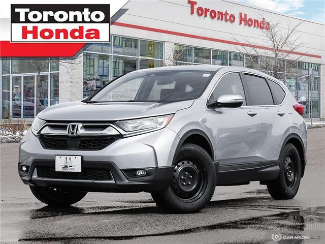 2019 Honda CR-V 7 Years/160,000KM Honda Certified Warranty (Stk: H41240T) in Toronto - Image 1 of 27