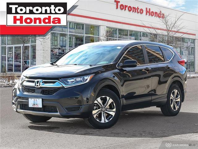 2019 Honda CR-V 7 Years/160,000KM Honda Certified Warranty (Stk: H41235T) in Toronto - Image 1 of 27