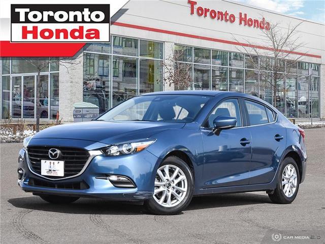 2018 Mazda Mazda3 ACCIDENT FREE-LOW LOW KM!! (Stk: K32273A) in Toronto - Image 1 of 30