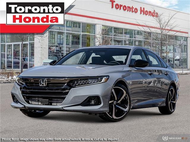 2021 Honda Accord Sport 1.5T (Stk: 2100223) in Toronto - Image 1 of 23