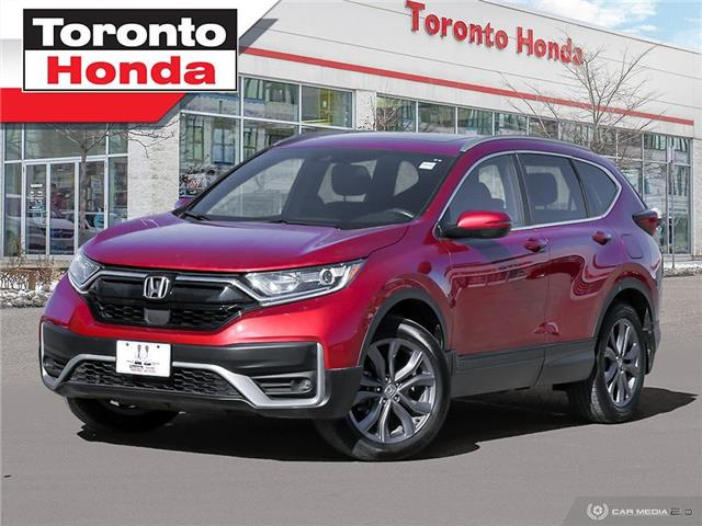 2020 Honda CR-V Sport |7 years 160,000KM Honda Certified Warranty (Stk: H41287T) in Toronto - Image 1 of 30