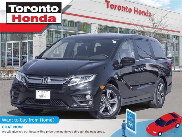 2019 Honda Odyssey EX (Stk: H41291T) in Toronto - Image 1 of 30