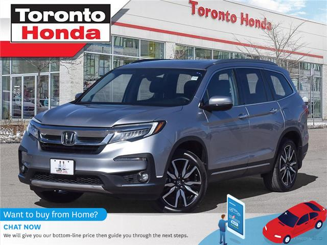 2020 Honda Pilot Touring |7Years 160,000km Honda Certified Warranty (Stk: H41272T) in Toronto - Image 1 of 30
