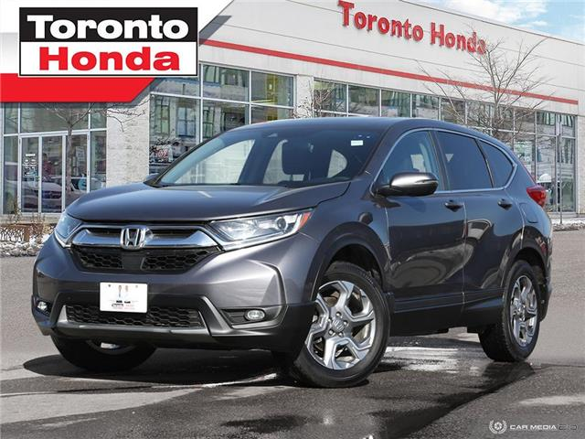 2018 Honda CR-V EX (Stk: H41289T) in Toronto - Image 1 of 30