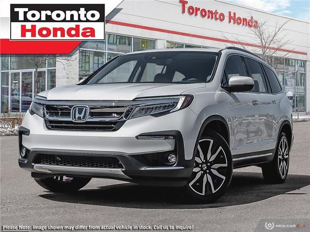 2021 Honda Pilot Touring 7P (Stk: 2100464) in Toronto - Image 1 of 23