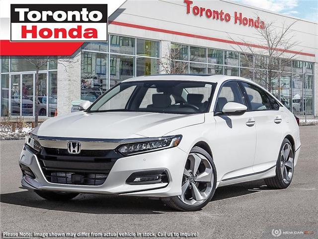 2021 Honda Accord Touring 1.5T (Stk: 2100485) in Toronto - Image 1 of 11