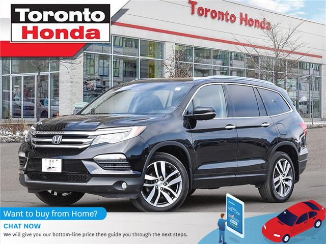 2016 Honda Pilot Touring (Stk: H41336P) in Toronto - Image 1 of 30
