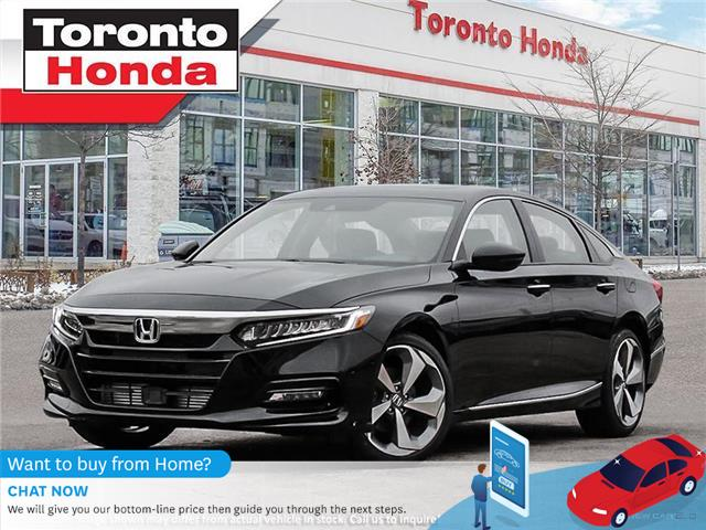 2021 Honda Accord Touring 1.5T (Stk: 2100511) in Toronto - Image 1 of 23