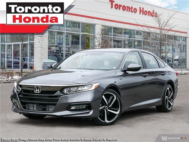 2021 Honda Accord Sport 2.0T (Stk: 2100509) in Toronto - Image 1 of 23