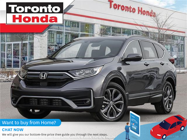 2021 Honda CR-V Sport (Stk: 2100529) in Toronto - Image 1 of 23