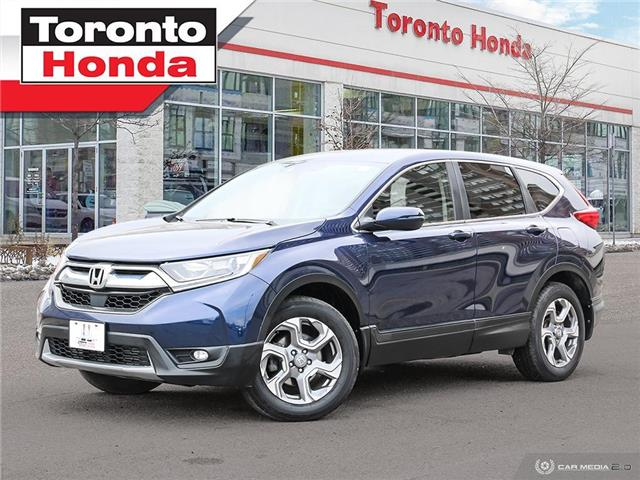 2019 Honda CR-V EX (Stk: H41353A) in Toronto - Image 1 of 30