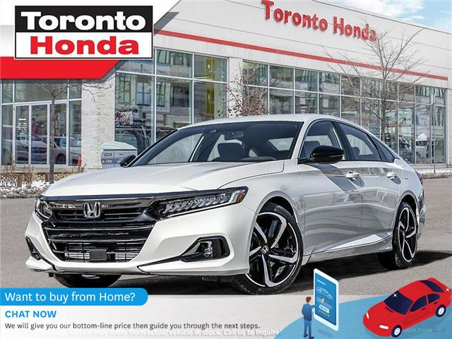 2021 Honda Accord SE 1.5T (Stk: 2100539) in Toronto - Image 1 of 23
