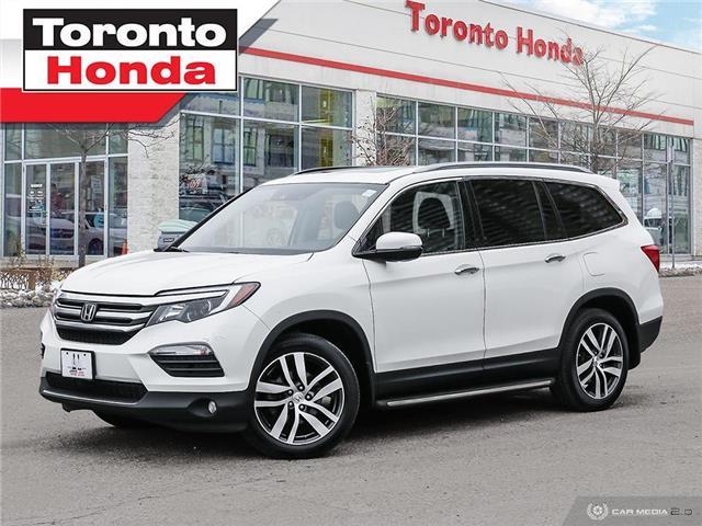 2018 Honda Pilot Touring (Stk: H41360T) in Toronto - Image 1 of 30