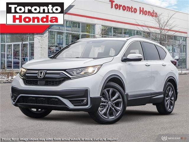 2021 Honda CR-V Sport (Stk: 2100585) in Toronto - Image 1 of 23