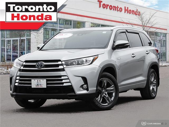 2017 Toyota Highlander Hybrid Limited (Stk: H41423P) in Toronto - Image 1 of 30